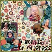 8 months of cuteness