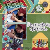 Discovering Crayons