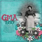 Grandma 1950