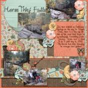 Horse Thief Falls