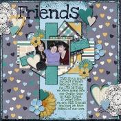 Friends 2001