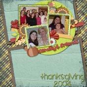Thanksgiving 2004