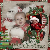 Doyle's First Christmas