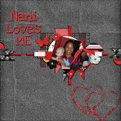 Nani Loves Me