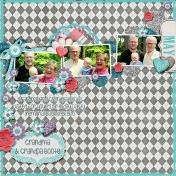 Grandma and Grandpa Boote