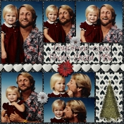 Christmas Photo Shoot 1986