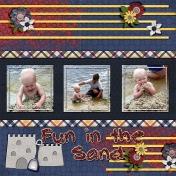 Fun in the Sand