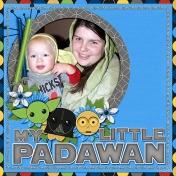 My Little Padawan
