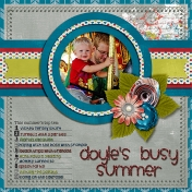 Doyle's Busy Summer