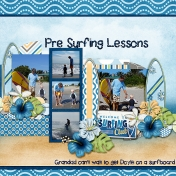 Pre Surf Lessons