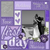 First Day Of Marriage