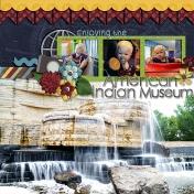 Exploring American Indian Museum