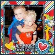 Braydon and Doyle