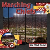 Marching Chiefs Halftime Show
