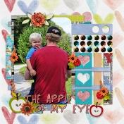 Apple of My Eye 2014