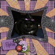 Elphie in a Hat