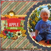 Apple Picking Fun