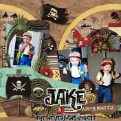 Jake the Neverland Pirate
