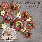 Doyle's Family