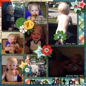 March Part 1