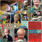 March Part 2