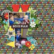 Boys Rule 2