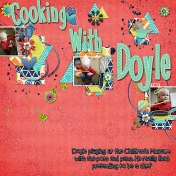 Cooking with Doyle