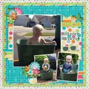 redneck tub