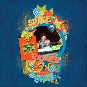 space ranger spin