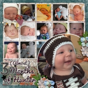 3 months of hunter