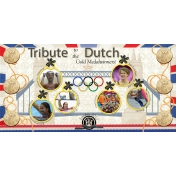 Tribute to the Dutch Gold Medal winners