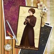 Anica, Victorian-Fantasy journalist