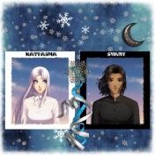 Nattasha and Svart portraits
