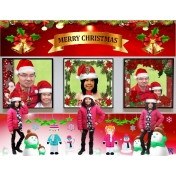 Christmas Facebook Banner 2017