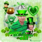 St. Patrick Graphic design
