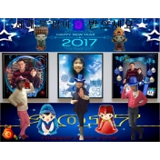 New Year Facebook Banner 2017