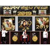 New Year Facebook Banner 2019