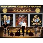 New Year Facebook Banner 2020