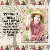 Be a Proverbs 31 Woman
