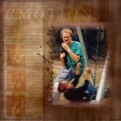 Carl and Tashia swinging