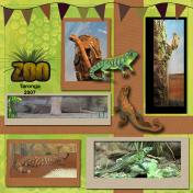 Taronga Zoo In Sydney, Australia, 2007 pg 4