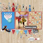 Awesome Fun Bowling