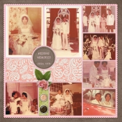 Memories: Papa & Mama's Wedding