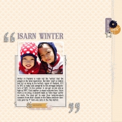Isarn Winter