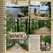 Heads Pond Trail Walkabout Challenge September 2021