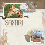 Kenya- Giraffe- Diana