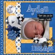 Ayden,love you..