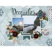 calendar top- december