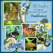 Passiflorahoeve - vlindertuin
