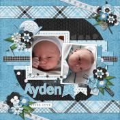 Ayden little boy
